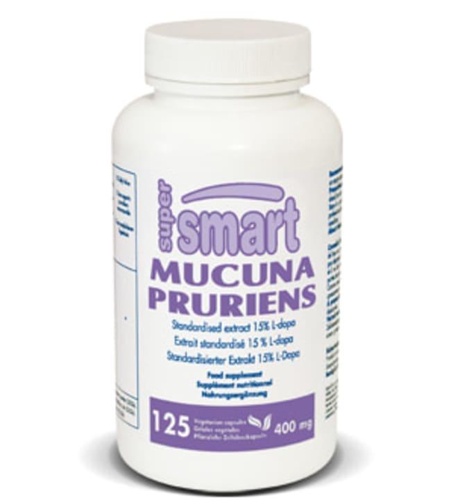 Super Smart 400 mg 125 kps Mucuna pruriens ravintolisä
