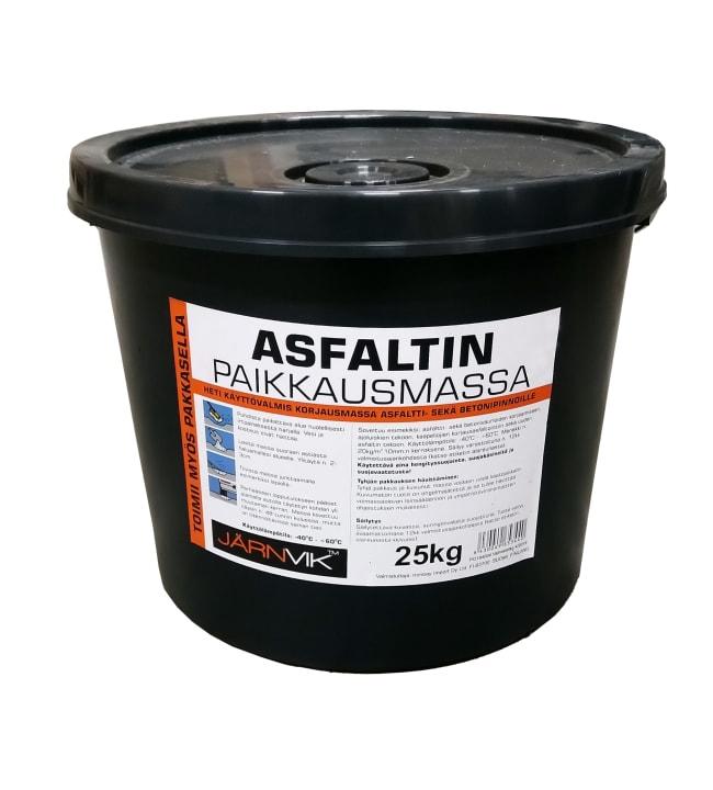 Järnvik 25kg -40C asfaltinpaikkausmassa