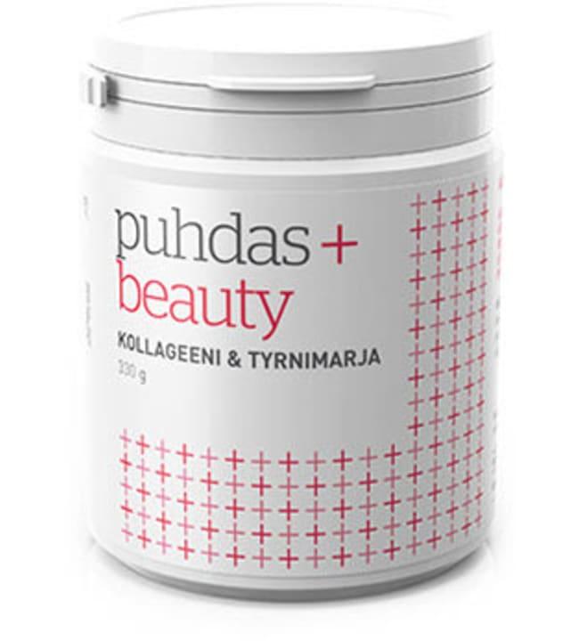 Puhdas+ Beauty kollageeni & tyrnimarja 330 g jauhe