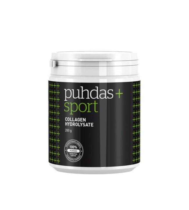 Puhdas+ Sport Collagen Hydrolysate 850 g ravintolisä