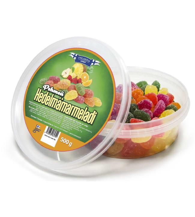 Finlandia Candy 500 g hedelmämarmeladi