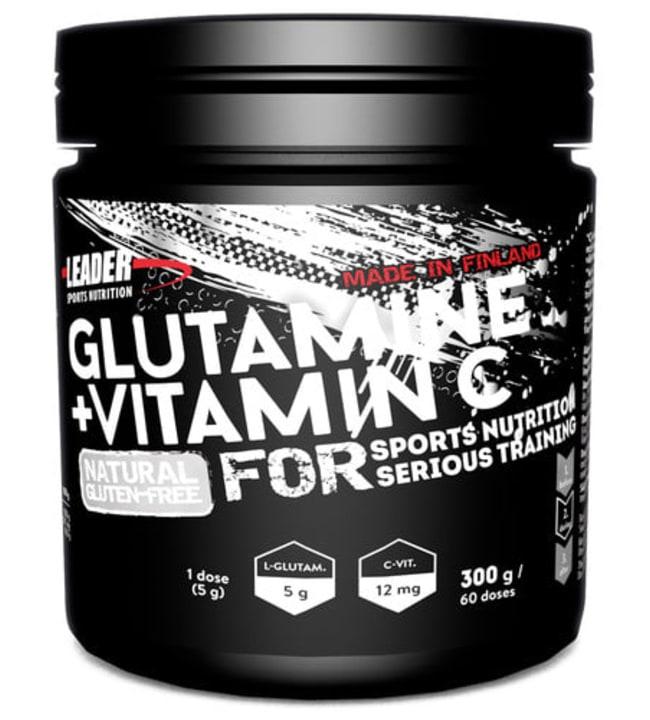 Leader Glutamiini + C-vitamiini 300 g ravintolisä