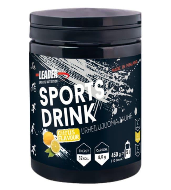 Sports Drink Sitrus 450g urheilujuomajauhe