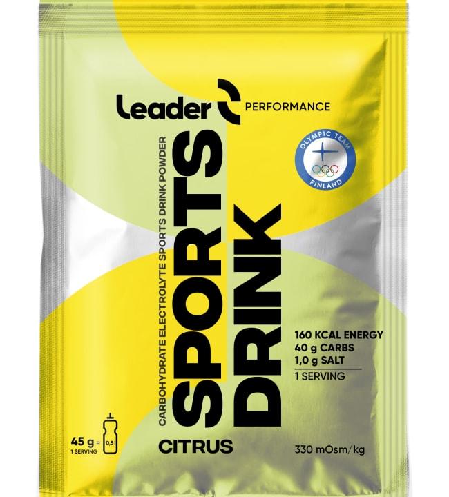 Sports Drink Sitrus 45g urheilujuomajauhe