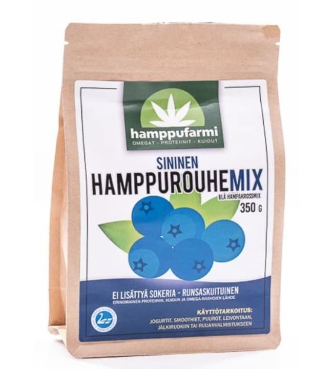 Hamppufarmi Sininen 350 g hamppurouheMIX