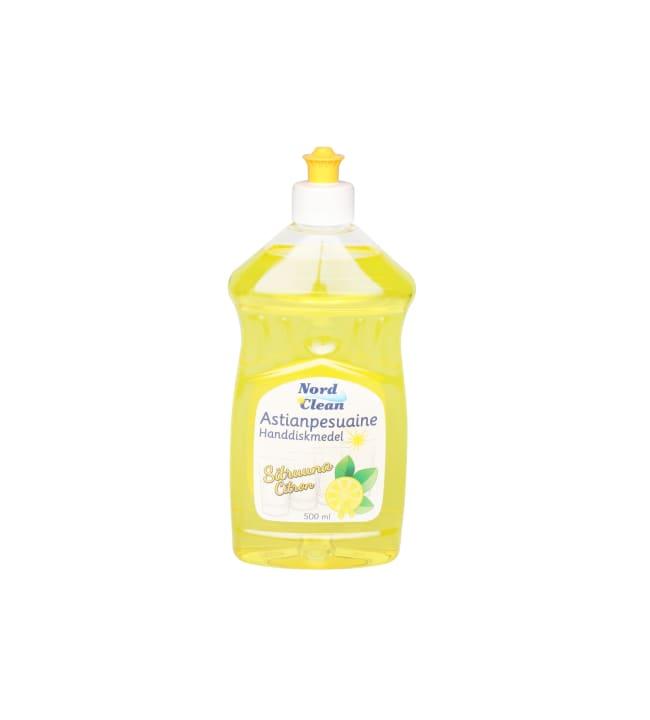 Nord Clean Sitruuna 500 ml astianpesuaine