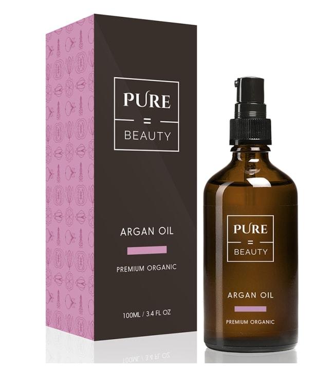 Pure=Beauty 100 ml arganöljy