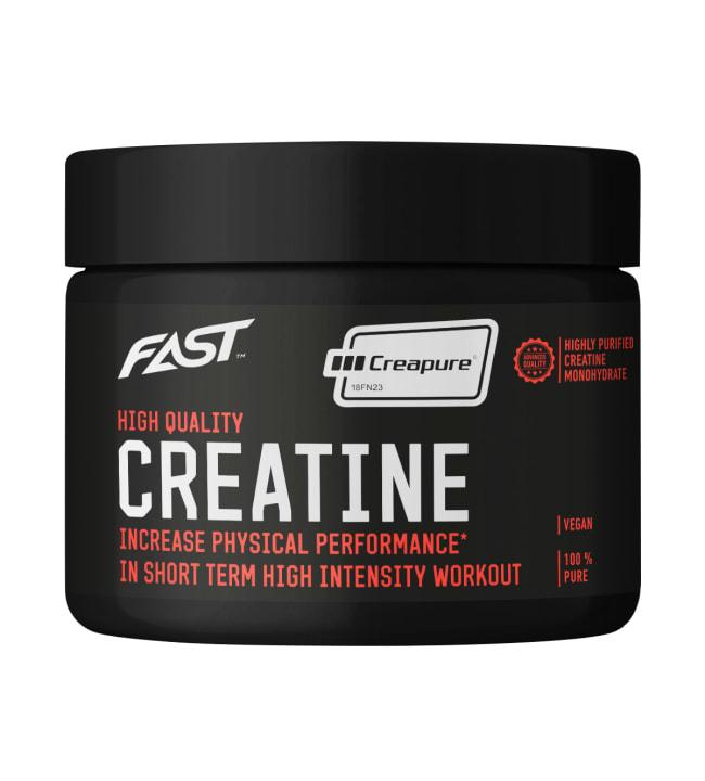 Fast Creatine 250 g kreatiinijauhe
