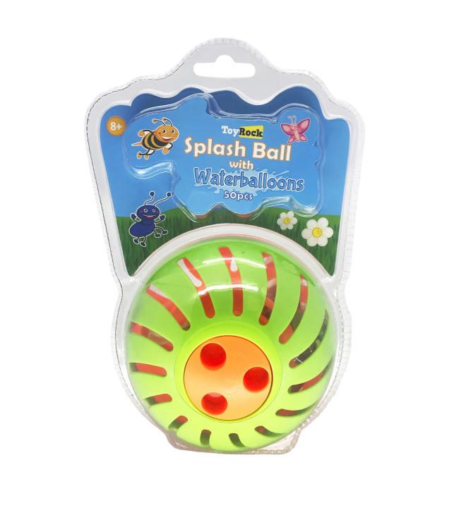 Toyrock pokspallo ja 50 vesi-ilmapalloa