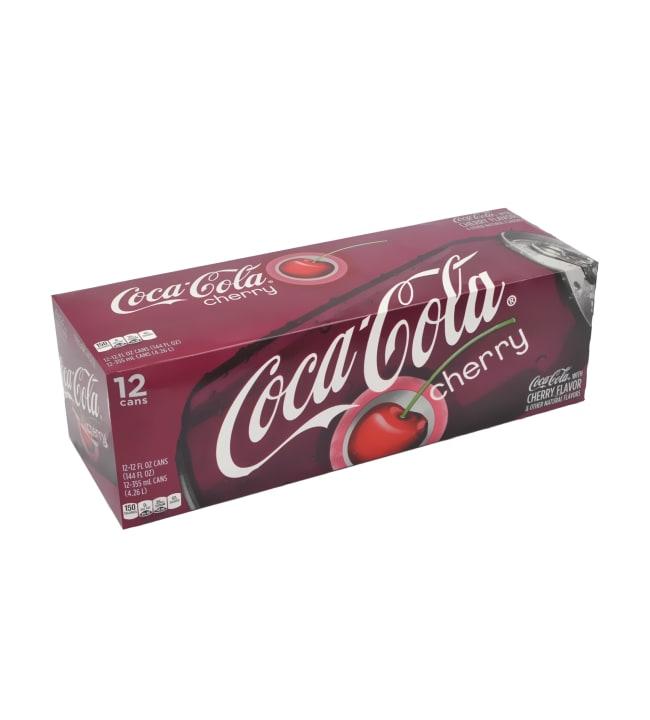Coca-Cola Cherry 0,355 l tölkki