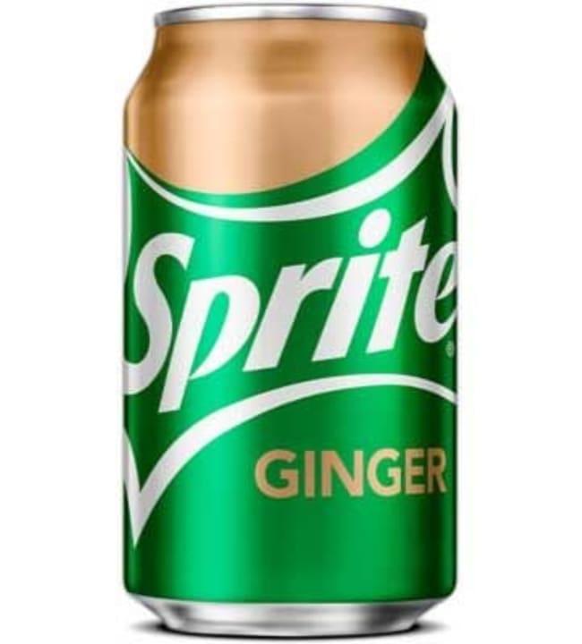 Sprite Ginger 0,355 l virvoitusjuomatölkki