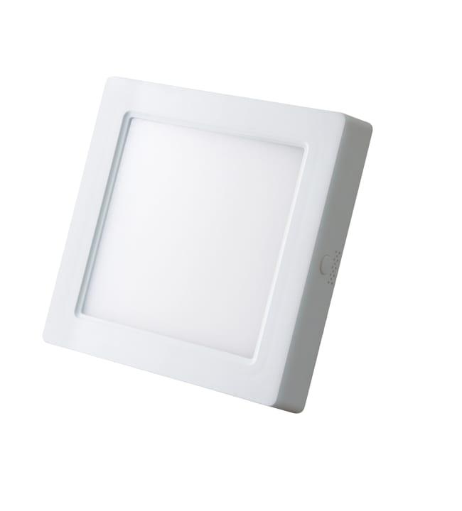 Led Energie 900lm neliö pinta led paneelivalo, sisäänrakennettu liitäntälaite