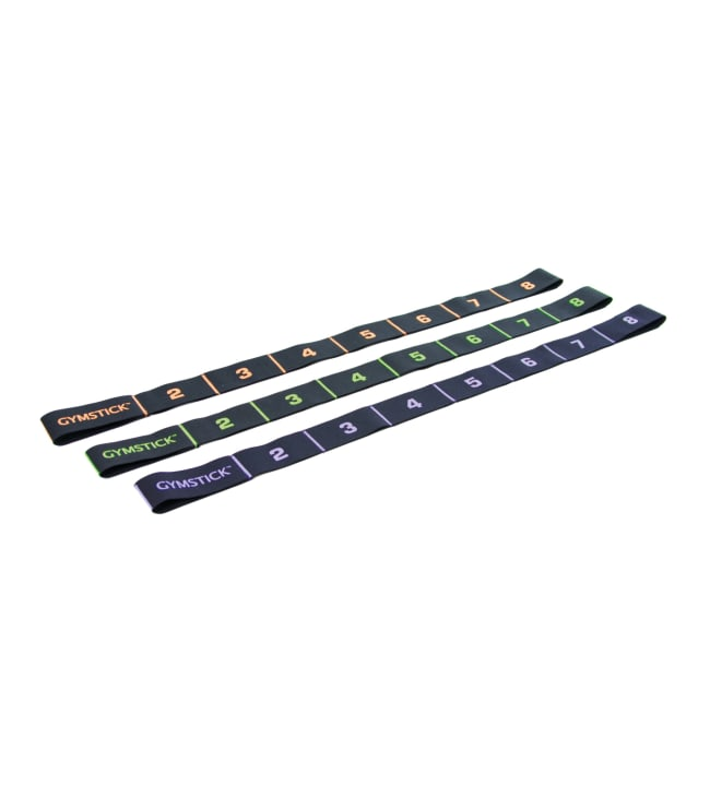 Gymstick Multi-Loop Band kuminauha