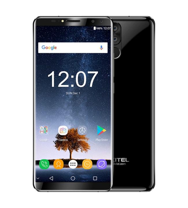 """Oukitel K6 6"""" Android 7.1 älypuhelin"""