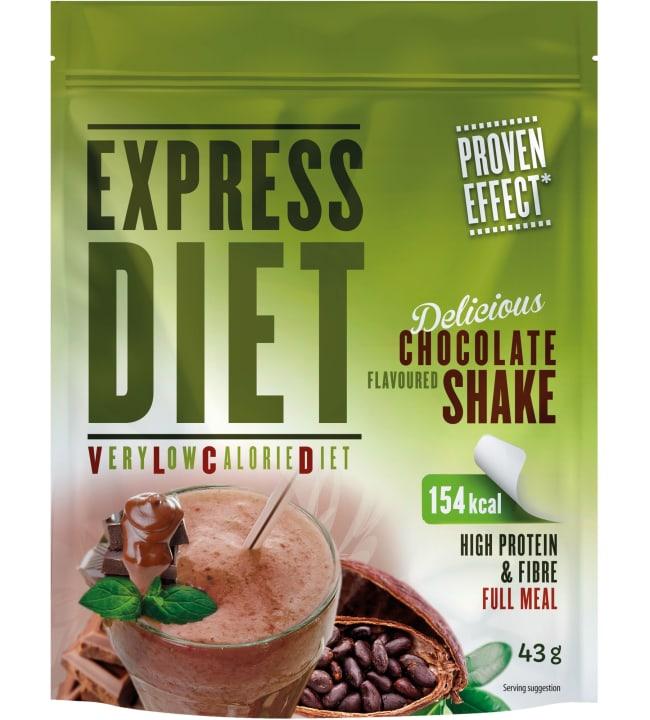 Express Diet 43 g VLCD suklaapirtelö