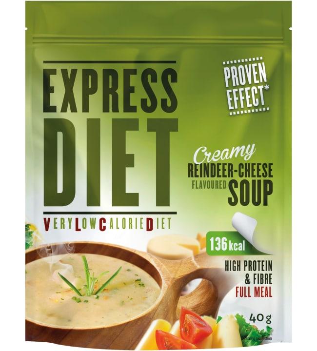 Express Diet 40 g VLCD savuporo-juustokeitto