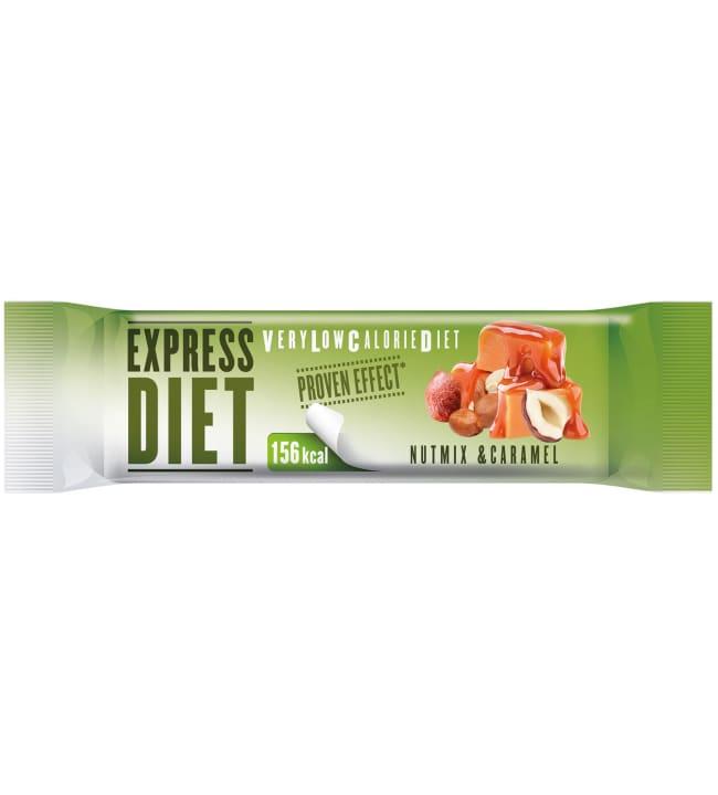Express Diet Nutmix&Caramel 45 g VLCD patukka