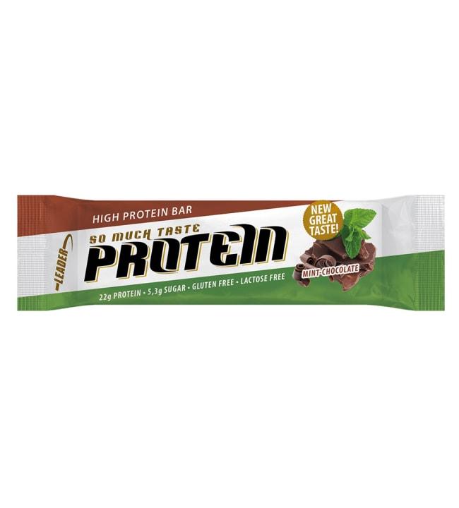 Leader So Much Taste Minttusuklaa 61 g proteiinipatukka