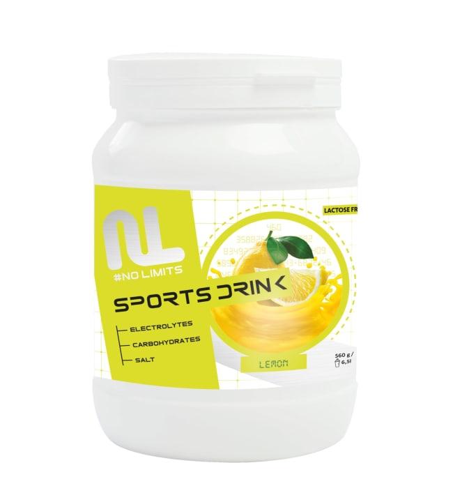 No Limits During Lemon 560g urheilujuomajauhe