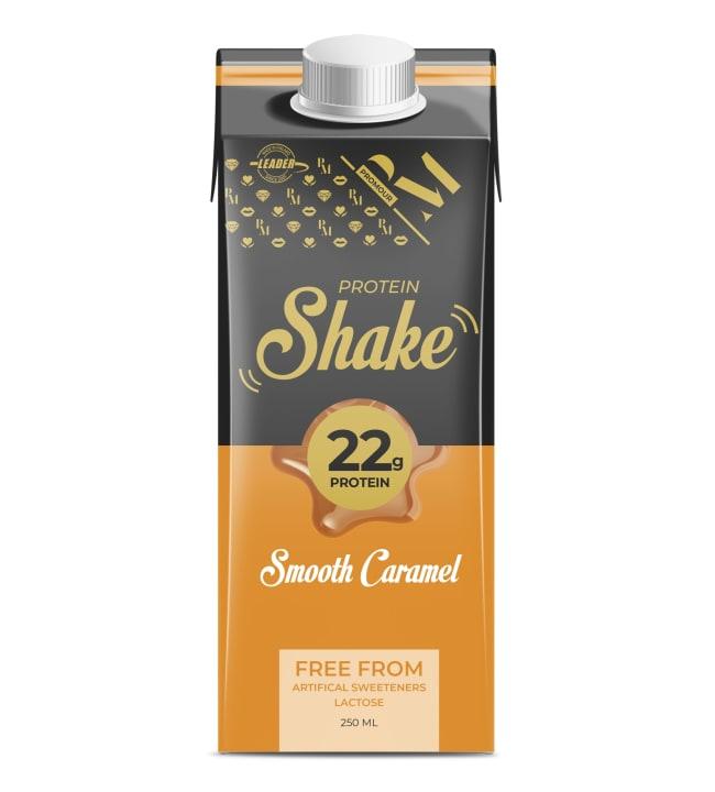 Promour Smooth Caramel 250 ml proteiinipirtelö