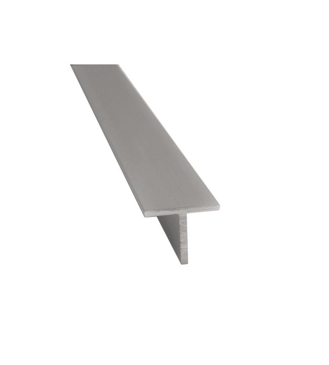 Warma 20 x 20 mm alumiini t-lista