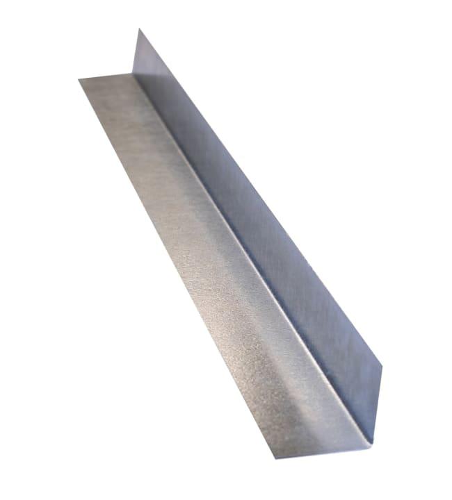 Warma 50 x 50 mm 2,6 m kipsilevyn kulma-aluspelti