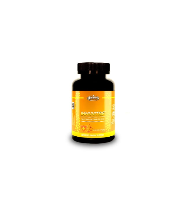 Dominus Nutrition Immunitas™ 90 kaps. ravintolisä