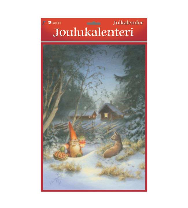 Paletti Raimo Partanen joulukalenteri