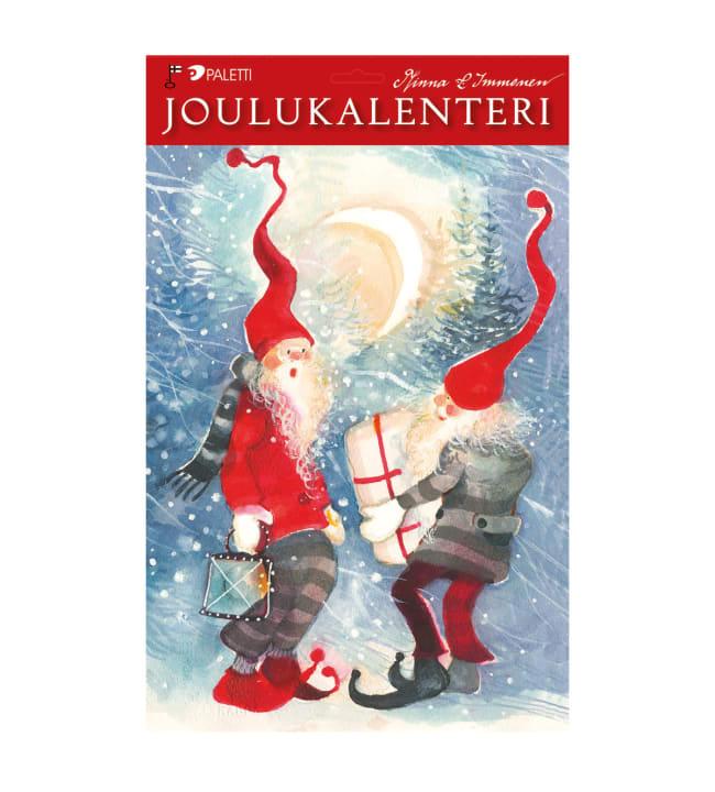 Paletti Minna L. Immonen joulukalenteri