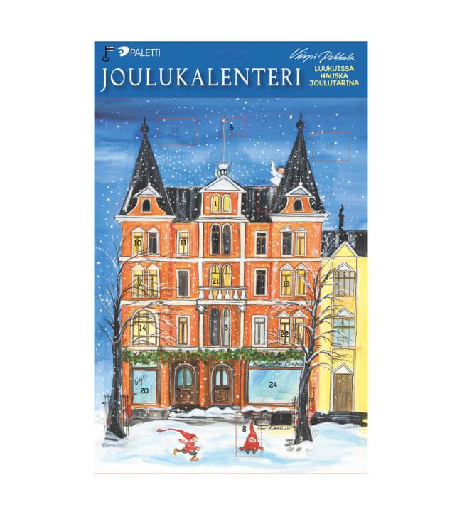 Paletti Virpi Pekkala joulukalenteri