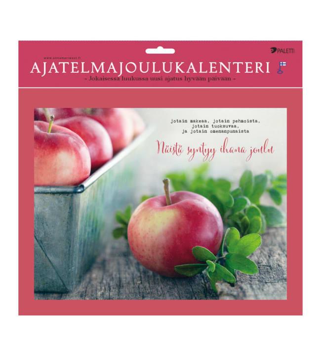 Paletti Anna-Mari West joulukalenteri