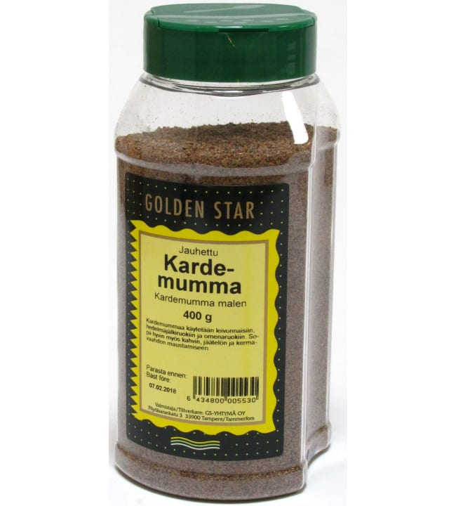 Golden Star 400 g kardemumma