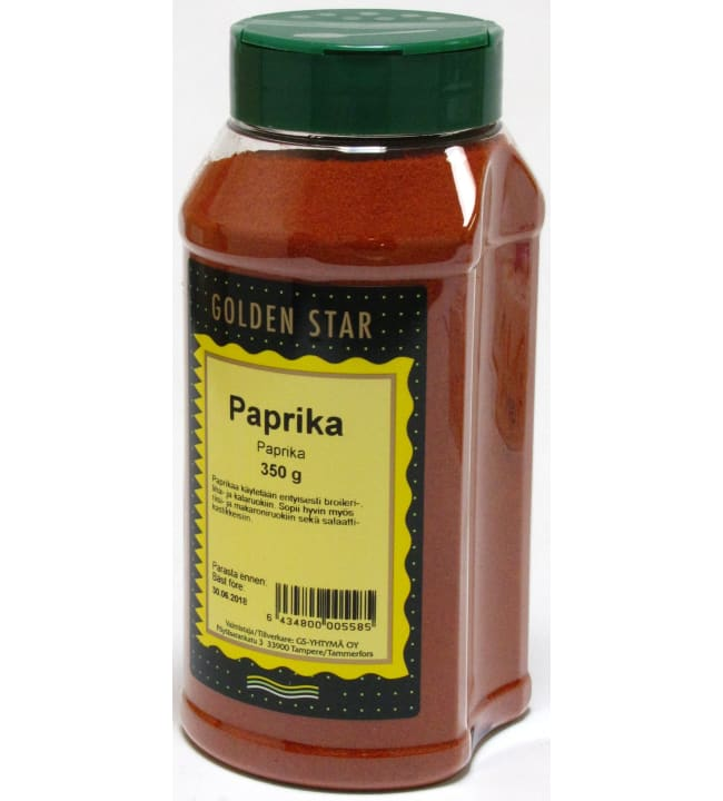 Golden Star 350 g paprika
