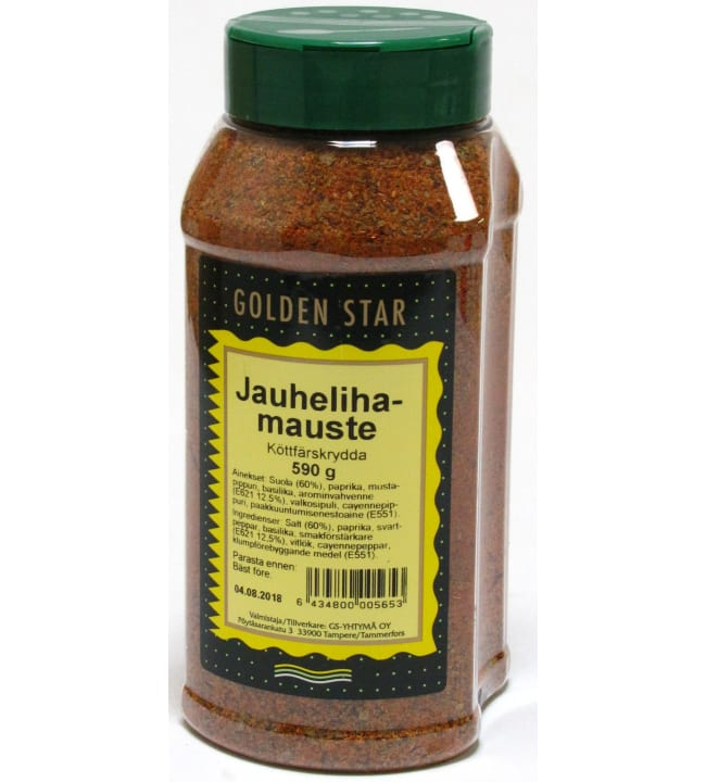 Golden Star 590 g jauhelihamauste