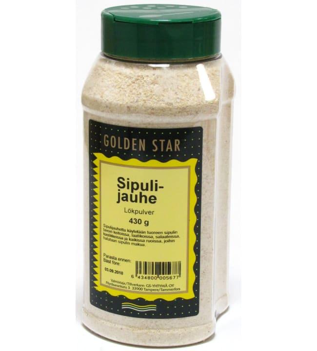 Golden Star 430 g sipulijauhe