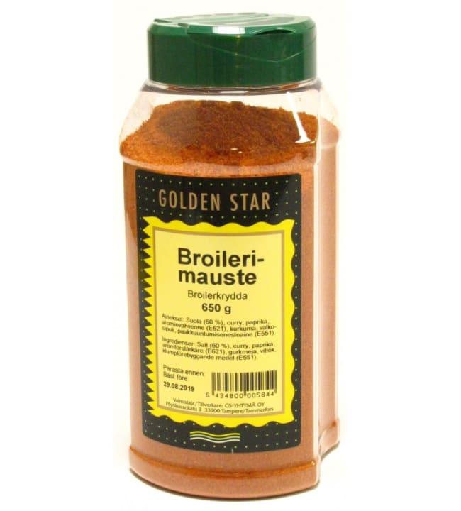 Golden Star 650 g broilerimauste