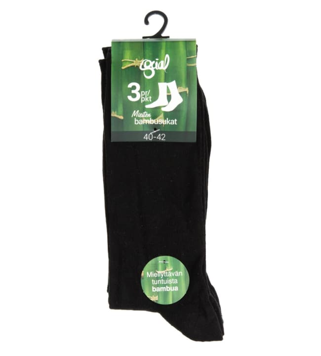 Social Underwear 3-pack miesten bambusukat