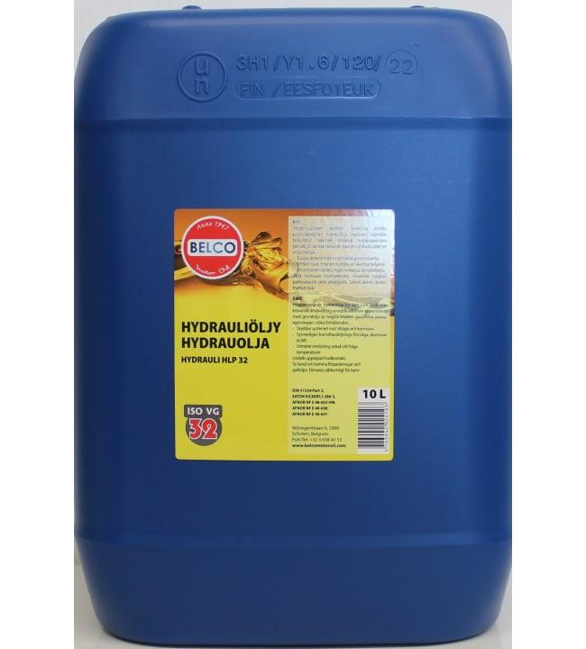 APC HLP ISO 32 10 l hydrauliikkaöljy