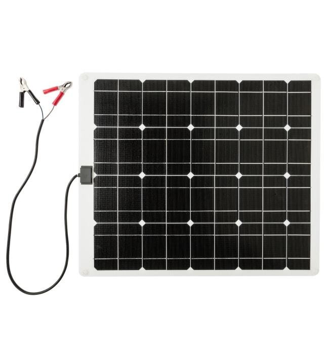Brightsolar 50W taipuisa aurinkopaneeli