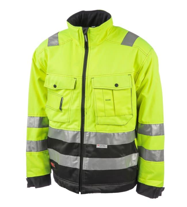 Timco Workwear näkyvä talvityötakki