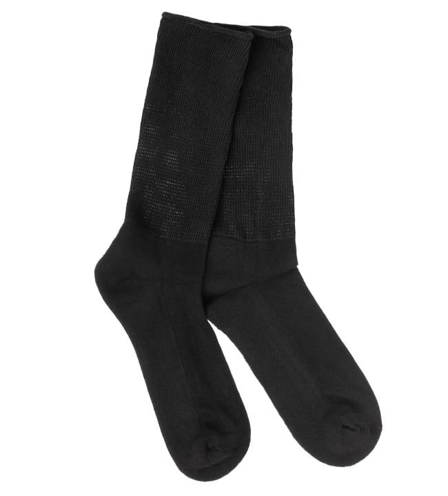 Social Underwear 2-pack miesten kiristämättömät sukat