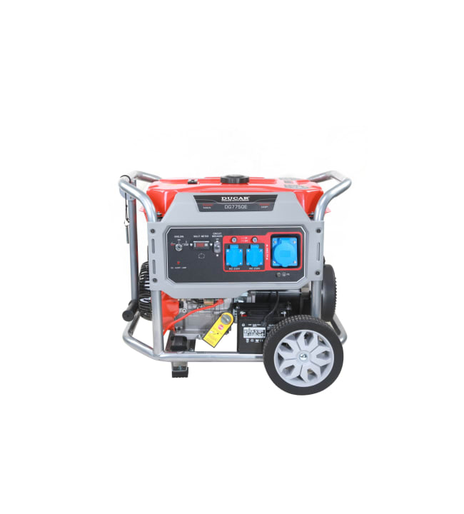 Ducar DG7750 5000W aggregaatti