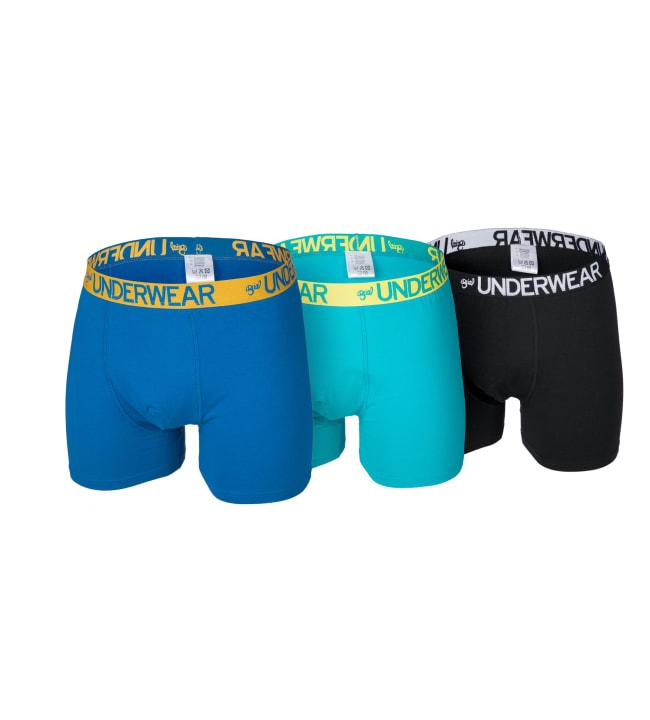 Social Underwear miesten bokserit 3kpl/pkt