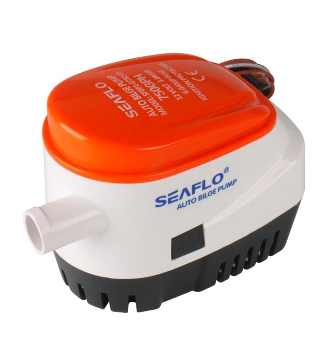 Seaflo automaattinen pilssipumppu