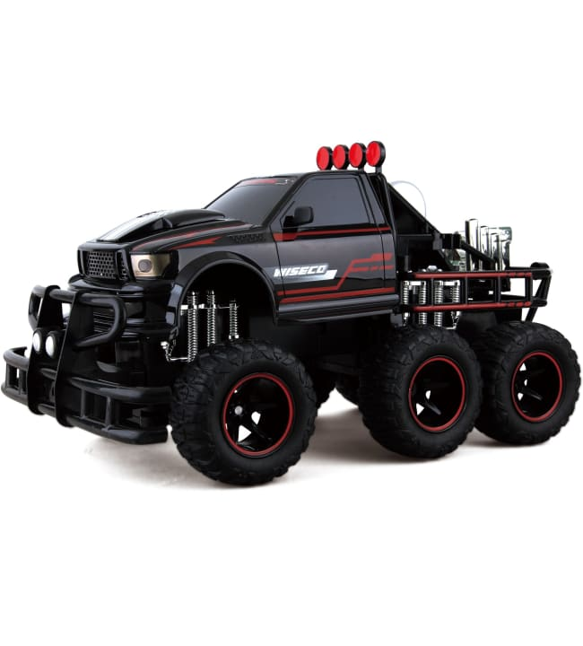 Yed Six Wheels 1:10 radio-ohjattava auto