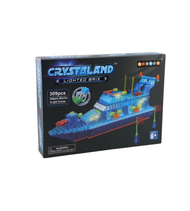Crystaland 309 osainen rannikkovartioston laiva