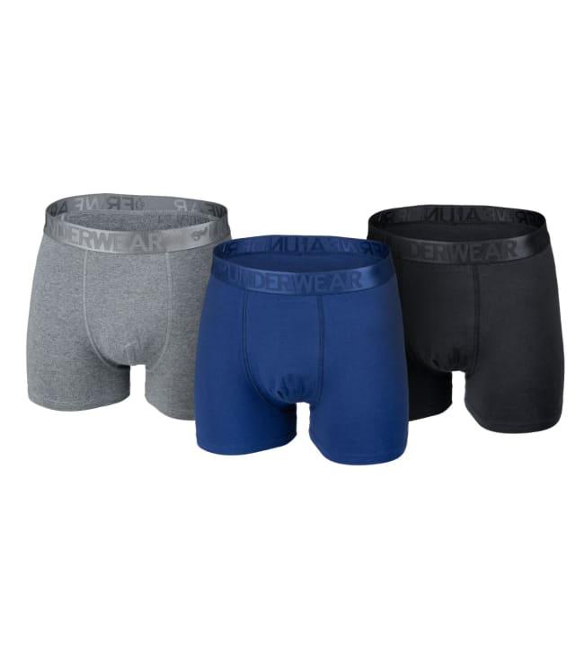 Social Underwear 3-pack miesten bokserit