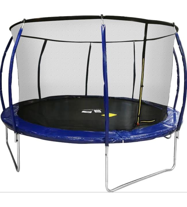 Enermix 3,05 trampoliini turvaverkolla