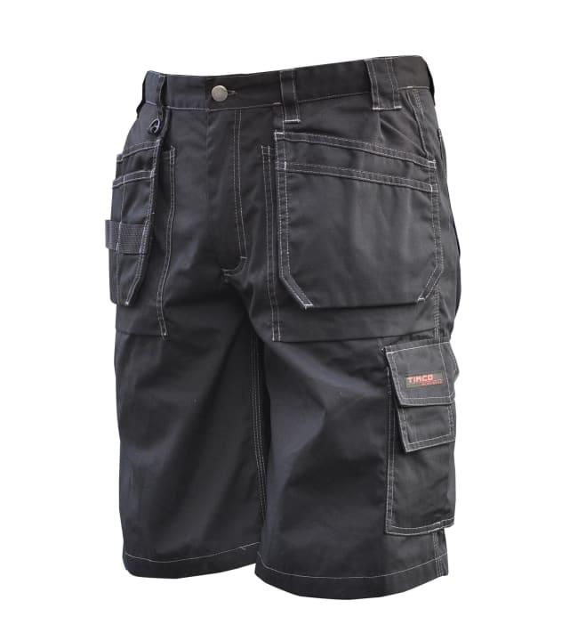 Timco Workwear riipputasku shortsit