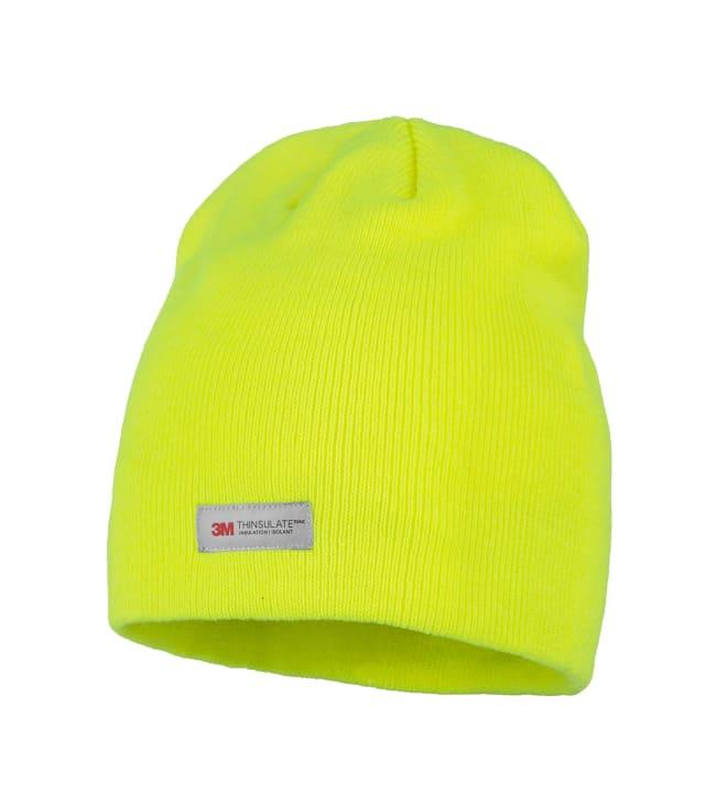 Timco Workwear keltainen näkyvä pipo